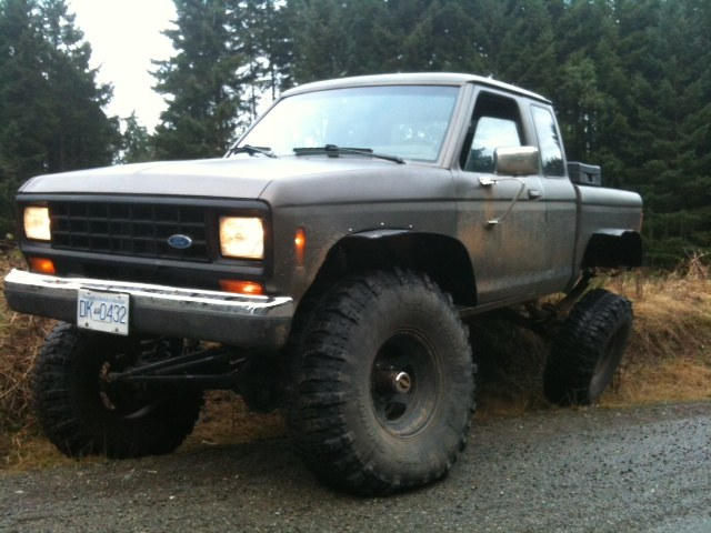 Another Trav84 1987 Ford Ranger Super Cab post... - 15869567