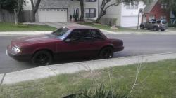 nitro24inch 1991 Ford Mustang