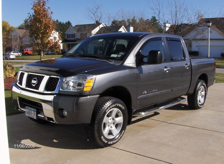 gnonice 2006 nissan titan crew cabse pickup 4d 5 1 2 ft specs photos modification info at. Black Bedroom Furniture Sets. Home Design Ideas