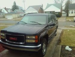 Dark Knight 1995 GMC Suburban 1500