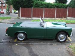 nickspyder27's 1964 MG Midget