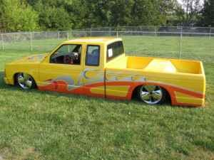 BLAZEITUP420 1989 Chevrolet S10 Extended Cab