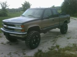 dnlohse 1995 Chevrolet 1500 Extended Cab