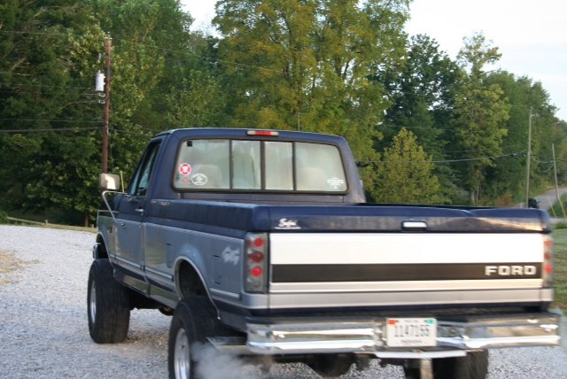 Zac-Crane 1994 Ford F150 Regular Cab 19001158