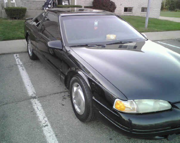 Dark Knight 1996 Ford Thunderbird