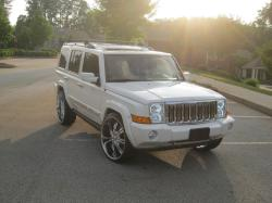 skellyboy1 2006 Jeep Commander