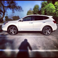 20 inch wheels on nissan rogue  - Nissan Forum | Nissan Forums