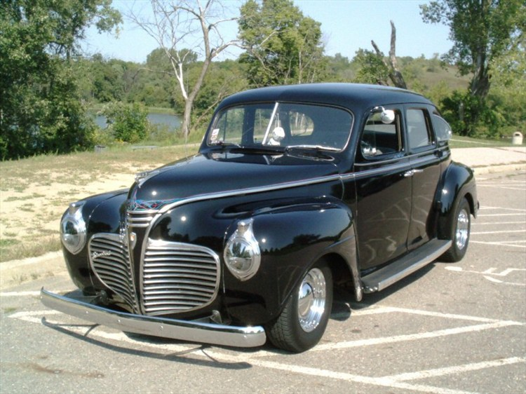 jsp41ply 1941 Plymouth Deluxe