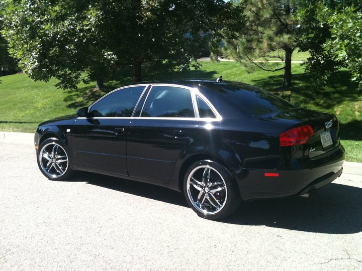 Invesions 2007 Audi A4 Specs Photos Modification Info At