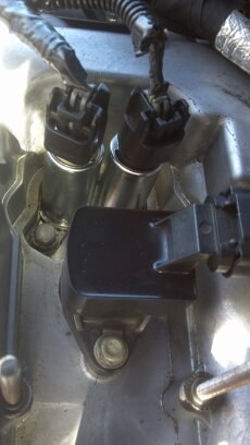 Large on Cadillac Crankshaft Position Sensor Location