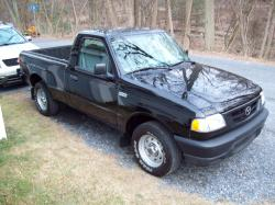 2001 Mazda B-Series Regular Cab