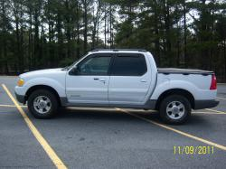 Michael-Smith 2001 Ford Explorer Sport Trac