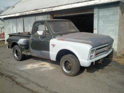 67Chevy c10 1967 Chevrolet C/K Pick-Up