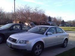 bonnevilleon26s 2002 Audi A4