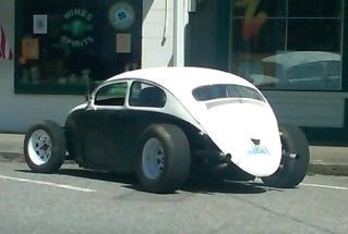 xtremecreation2's 1969 Volkswagen Beetle