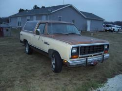 dragn4door 1985 Dodge Ramcharger