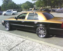 taeta 2004 Mercury Grand Marquis