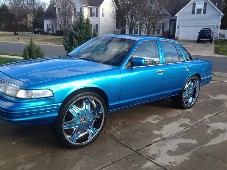 MeMyVic 1997 Ford Crown Victoria Specs Photos Modification Info