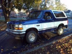 3982689 1996 Ford Bronco