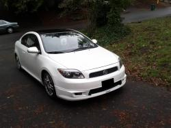 japawaiian 2007 Scion tC