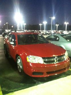 Nick-Boris 2013 Dodge Avenger