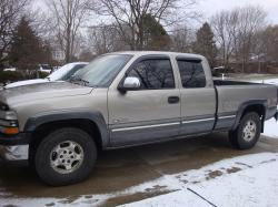 dleaym 2000 Chevrolet 1500 Extended Cab