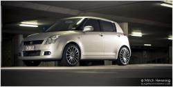 Bastian Alive 2005 Suzuki Swift