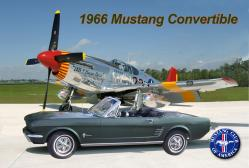 1966Pony 1966 Ford Mustang