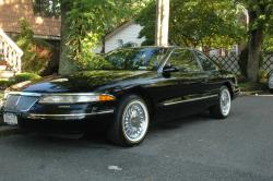 95mark8newyorkk 1995 Lincoln Mark VIII