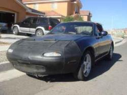 Adam-Black 1996 Mazda Miata MX-5