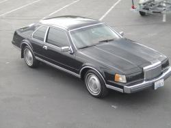 Chad Heger's 1986 Lincoln Mark VII