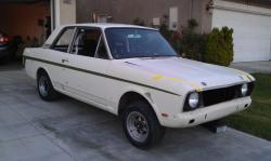 dannyesco 1969 Ford Cortina