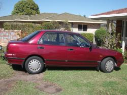yogis applause 1992 Daihatsu Applause