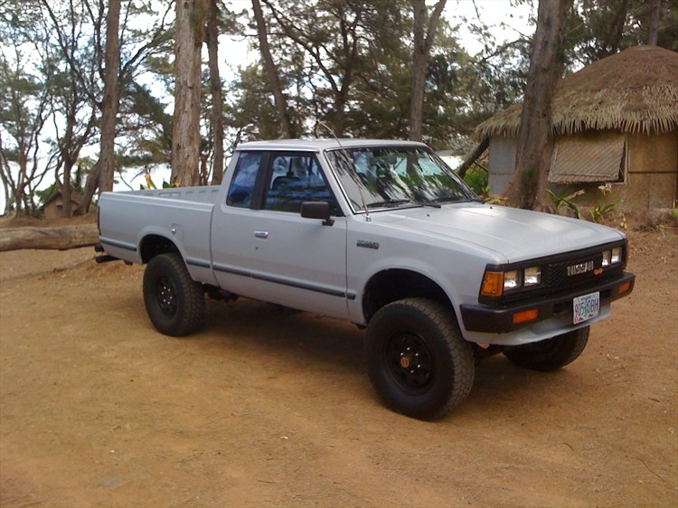 Wylder1324 1985 Nissan 720 Pick Up Specs Photos