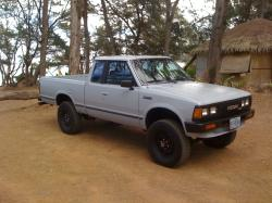 Wylder1324 1985 Nissan 720 Pick-Up