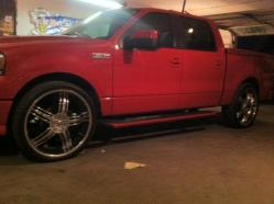 08fx2on26's 2008 Ford F150 SuperCrew Cab