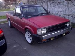 1991 Mazda B-Series Regular Cab