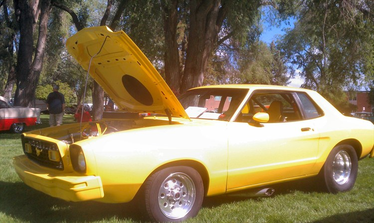 LordCeeJay 1975 Ford Mustang II 4799548