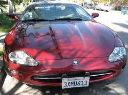 Ofir-Engel 1997 Jaguar XK Series