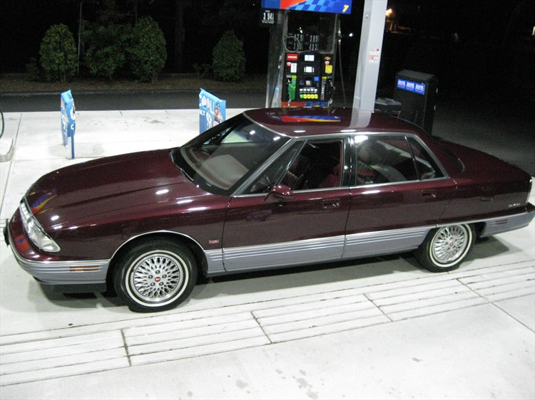 jedinate 1991 Oldsmobile 98