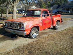 1978 Dodge D150 Club Cab