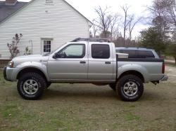 dwoffroad 2003 Nissan Frontier Crew Cab