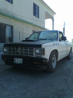 1989 Chevrolet S10 Regular Cab