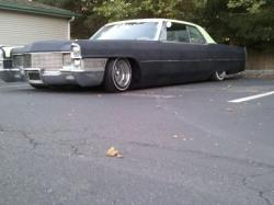 Bagged'65 1965 Cadillac DeVille
