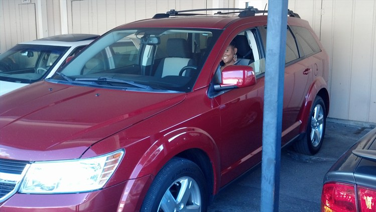 SupaflyII's 2009 Dodge Journey