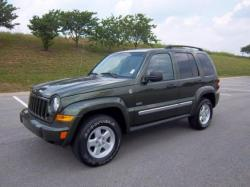 B4theWALL61 2006 Jeep Liberty