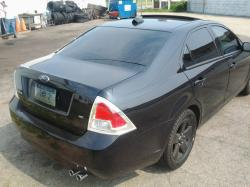 blackedout09 2009 Ford Fusion