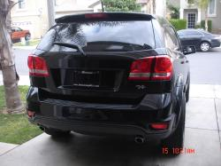 tint4tat1 2011 Dodge Journey