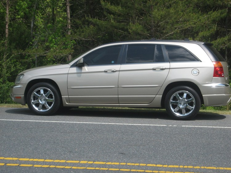 jatzs5 2006 chrysler pacifica specs photos modification info at. Cars Review. Best American Auto & Cars Review