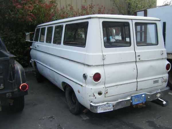 greasejunky 1968 Dodge A-Series